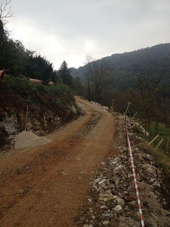 Izgradnja kanalizacijskih sistemov in čistilne naprave v Krajevni skupnosti Anhovo - Deskle