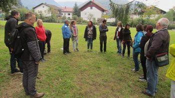 Prvo usposabljanje za interpretatorje narave za področje Podonavja