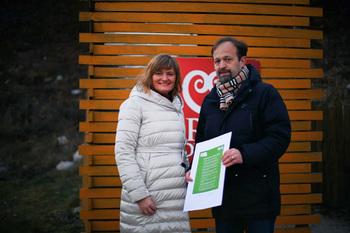 Župana podpisala zavezo k trajnostnemu razvoju turizma v destinaciji Litija – Šmartno pri Litiji