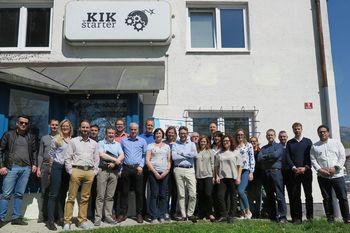 V Srcu Slovenije delovno srečanje mednarodnih parterjev za učinkovit podporni ekosistem za podjetništvo in inovacije