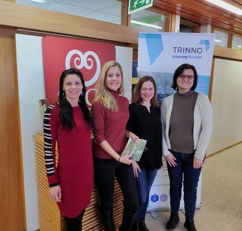 Projekt TRINNO zaključuje svojo aktivno obdobje in kaže na prve pomembne dosežke triletnega delovanja