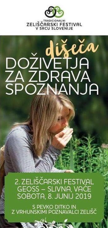 Zeliščarski festival v Srcu Slovenije za vse, ki ljubijo naravo