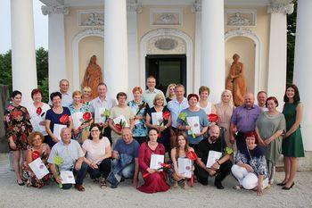 Srce Slovenije v Erbergovih paviljonih podelilo znak kakovosti novim 22 ponudnikom