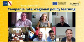 Spletni seminar projekta EU_SHAFE – predstavitev dobrih praks s področja bivalnega okolja za starejše