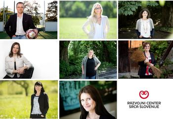 Delovno poletje obrodilo sadove s kar petimi novimi evropskimi projekti v Srcu Slovenije