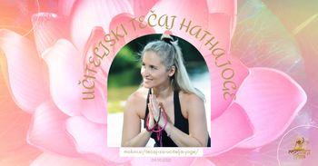Mednarodni tečaj za učitelja hatha joge
