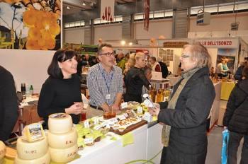 Sejem EXPOMEGO v Gorici (Italija)