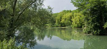 Monitoring stanja reke Vipave v Občini Miren-Kostanjevica