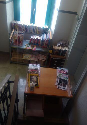 Knjižnici v Mirnu in Biljah odprti