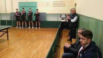 Menšani uspešno pričeli tekmovanje v spomladanskem delu ligaškega tekmovanja