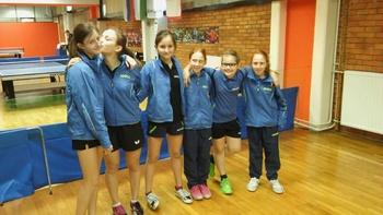 Mengšani uspešni na kvalifikacijah za ekipno državno prvenstvo v namiznem tenisu