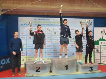Mengšani uspešni na državnem prvenstvu za mlajše kadete in člane U21