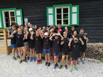 Kondicijske priprave v Kranjski Gori 2018