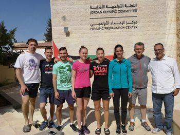 Sodelovanje med Jordanijo in Slovenijo: nova izkušnja za člana NTS Mengeš