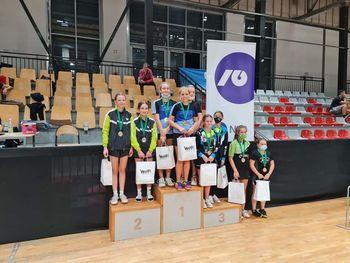 Odprto prvenstvo Ljubljane v namiznem tenisu
