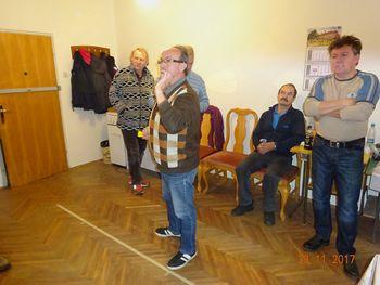 DU Liga pikado ob Krki, Žbk-Straža, 23.11.017