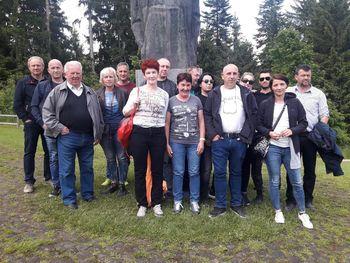 Strokovna ekskuzija na Koroško s predavanjem
