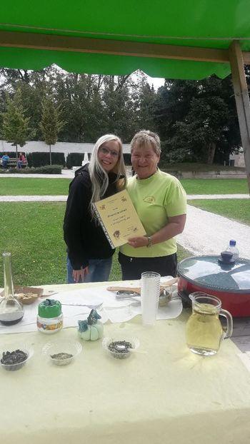 Sodelovanje na prireditvi Grajska vina in kulinarika in Minikrompirijadi v Oplotnici