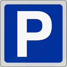 Obvestilo - rekonstrukcija parkirišča na Tratah