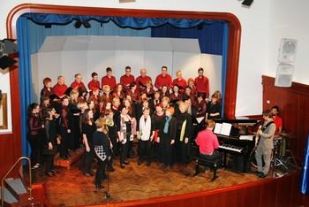 Koncert zabavne popularne in Avsenikove glasbe v Lukovici
