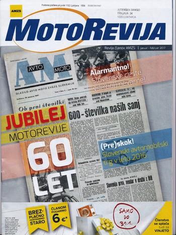 MotoRevija vstopa v sedmo desetletje