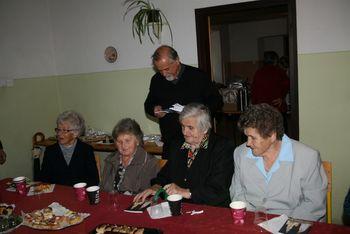 Srečanje starejših in bolnih v župniji sv. Tomaža v Krašnji