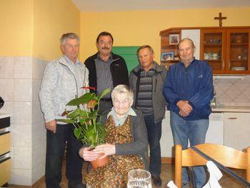 97 let Marije Povh