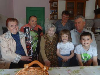 98 let Marije Polh