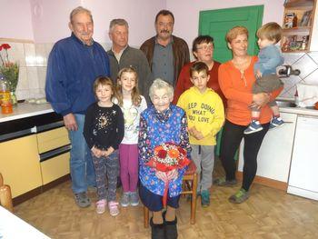 Marija Polh in njenih 99 pomladi