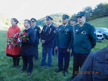 Spominska slovesnost na Gori