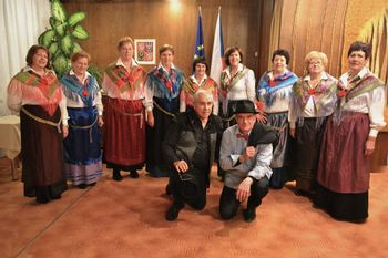 Dramsko pevska skupina Zarja na Češkem