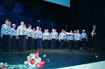 25. obletnica ženskega pevskega zbora Večernica