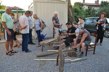 3. rokodelska razstava Pokrajinske zveze društev upokojencev severno primorske regije
