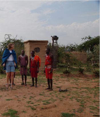 TAM KJER ŽIVIJO MASAJI - potopisno predavanje o Keniji