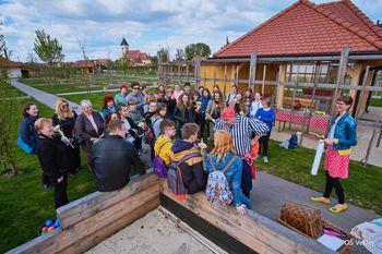Osnovna šola Veržej gostila tabor zdravih šol Slovenije