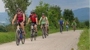 8. kolesarski izlet po občini Križevci in Veržej