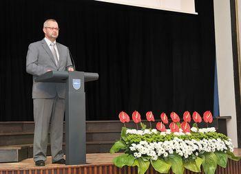 Slavnostni govor župana Občine Veržej Slavka Petovarja na osrednji prireditvi ob 18. občinskem prazniku Občine Veržej