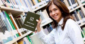 IZPOSOJA KNJIŽNIČNEGA GRADIVA - za študij in domača branja