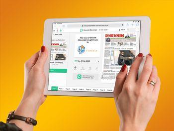 PressReader - pot do brezplačnega prebiranja časopisov in revij preko spleta
