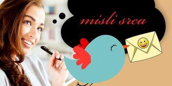 MISLI SRCA - literarni natečaj