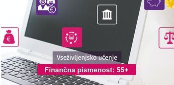 Finančno opismenjevanje za starejše v Knjižnici Domžale