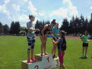 Atleti uspešni tudi na šolskih tekmovanjih!