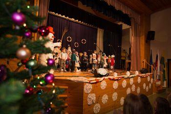 Predbožični otroški koncert 2017 na Stranicah že tradicionalno