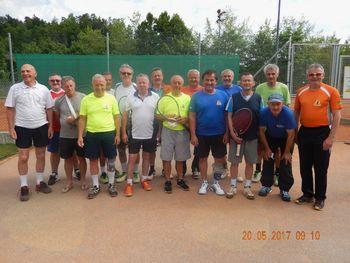 Deveti tradicionalni turnir dedkov v tenisu