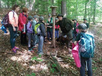 2. mladinski lovski tabor LZS