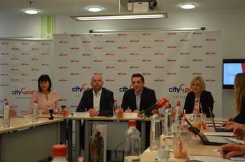Citypark se lahko pohvali z najsodobnejšim parkiriščem v Sloveniji