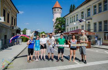 Marš iz Ljubljane na BMM 2017, in to peš!