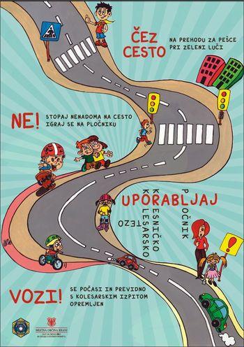 Varna pot v šolo