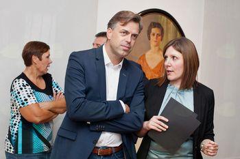 Likovna razstava Ivana Vavpotiča