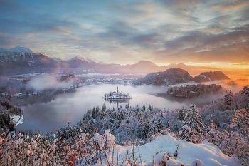 Fotograf Jaka Ivančič izbran med deset najboljših fotografov pokrajin na svetu